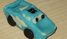 Cars autíčko modré