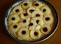Jablkový koláč z mikrovnky CRISP