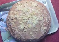 Karamelový dortík