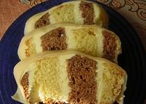 Metrový dort s marcipánem