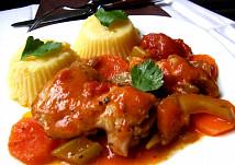 Venkovské italské kuře