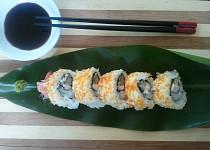 Sushi naopak Uramaki