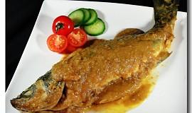 Pikantní ryba Mangoot