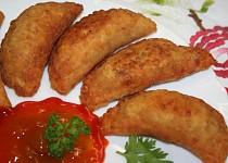 Smažené taštičky - indické Pakaurí