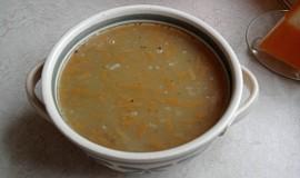 Čočková polévka od Marsí, trochu jinak
