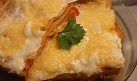 Lilkovo - houbové lasagne