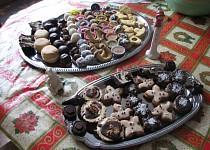 Vánoční cukroví 2010