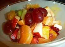 Povánoční ovocná dietka