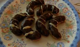 Čokoládové rohlíčky II (bezlepkové)