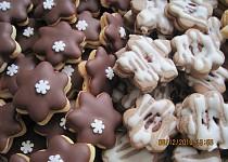 Čokoládové hvězdičky, Linecké kytičky