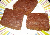Pistáciové brownies