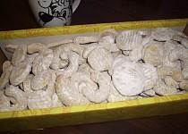 Vanilkové rohlíčky po babičce