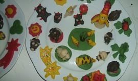 Zábava pro děti - marcipánová tvorba