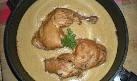 Dietní kuře se zeleninovou omáčkou