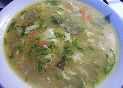 Výživná polévka