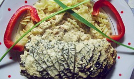 Pečené kapustové rolky v zakysané smetaně