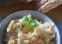 Zelný salát s jogurtem