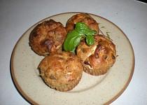 Zeleninové muffinky