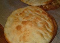 Italský chléb - focaccia