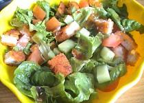 Lehká dietní večeře nebo oběd