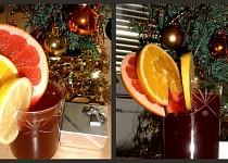 Vánoční (ne)alko  citrus punč