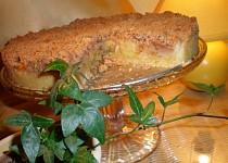 Westfálský koláč s ořechovou drobenkou