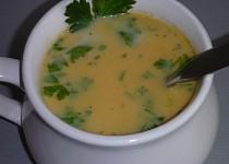 Dýňovo - celerová krémová polévka