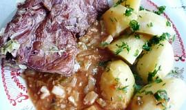 3 V 1 ( uzené, brambory, zelí )