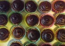 Nugátové košíčky