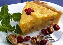 Podzimní dýňový koláč