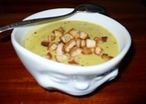 Krémová kořeněná polévka