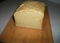Chléb s tvarohem
