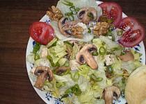 Zelený židovský salát