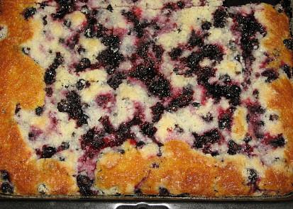Drobenkový koláč na plechu :o)