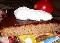 Jednoduchý jablečný koláč