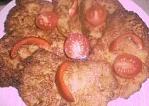 Bramborovo-cuketové placky s balkánským sýrem