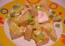 Zapečený celer se sýrem