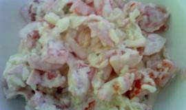 Salát z rajčat