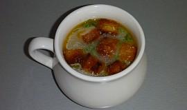 Drožďovomrkvová polévka 2