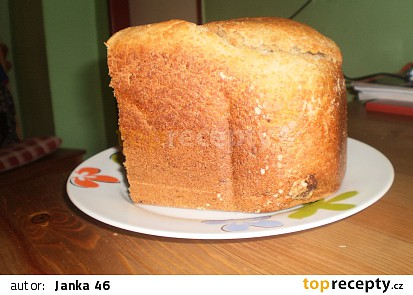 upeceny chleb