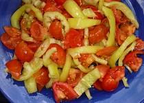 Rajčata a papriky na zimu