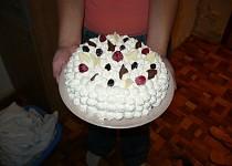 Sachrův dort po česku