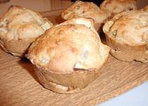 Zdravé jablečné muffiny