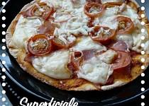 Pidi pita pizza
