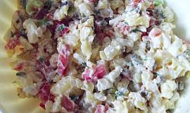 Bramborový salát-zase jinak