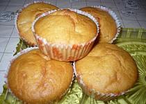 Jemné meruňkové muffiny