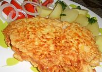Kuřecí řízek v sýrovém těstíčku