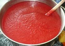 Domácí kečup bez rajčat