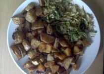 Nejen peceny zeleninovy mix