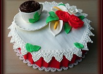 Šálek - dorty